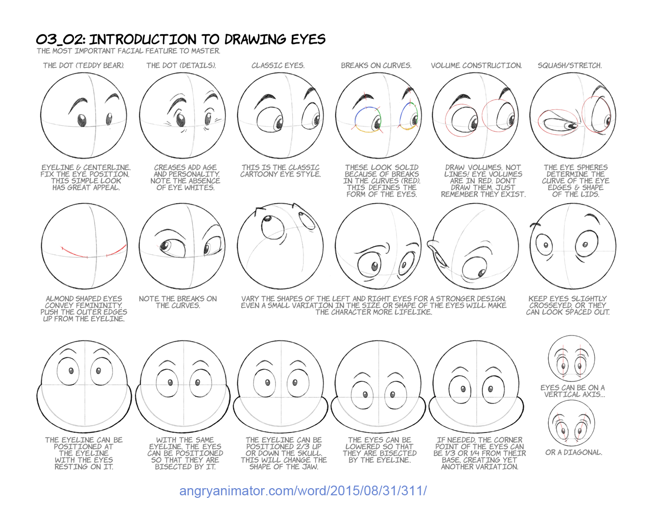 Character Design Tutorials Pdf : Lynda course foundations of drawing cartoon characters